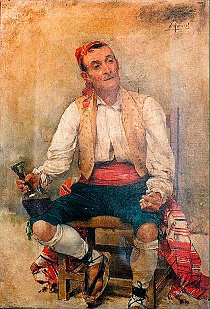 Joaquin Agrasot en el MUBAG