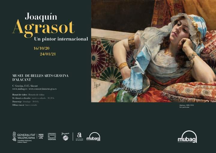 Exposición Joaquín Agrasot