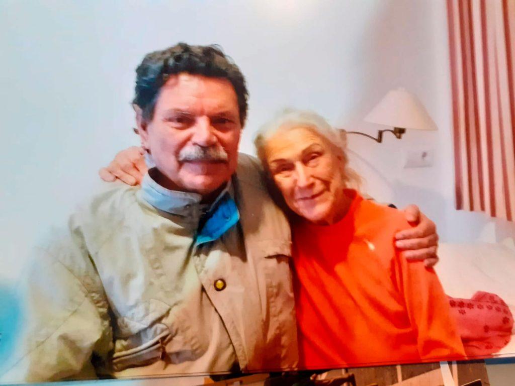 Juan Miguel y Solveig