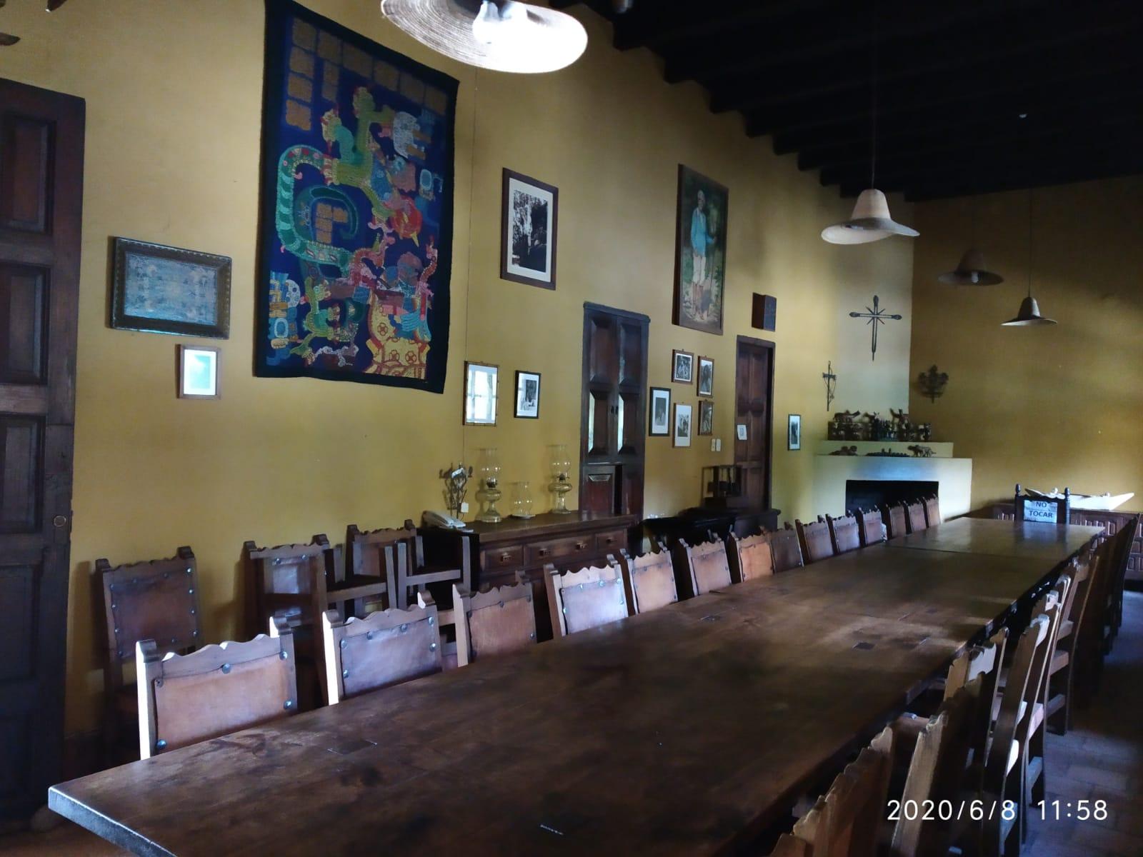 Na Bolom Sala de reuniones