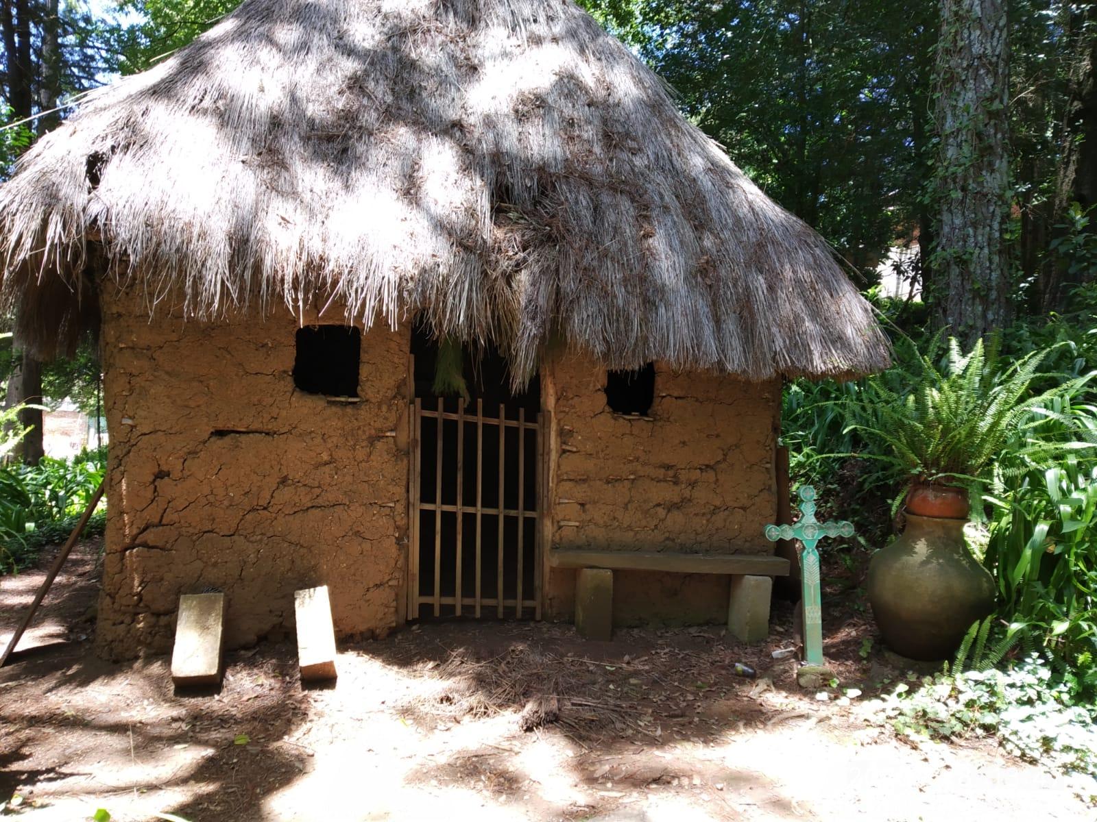 Na Bolom cabaña