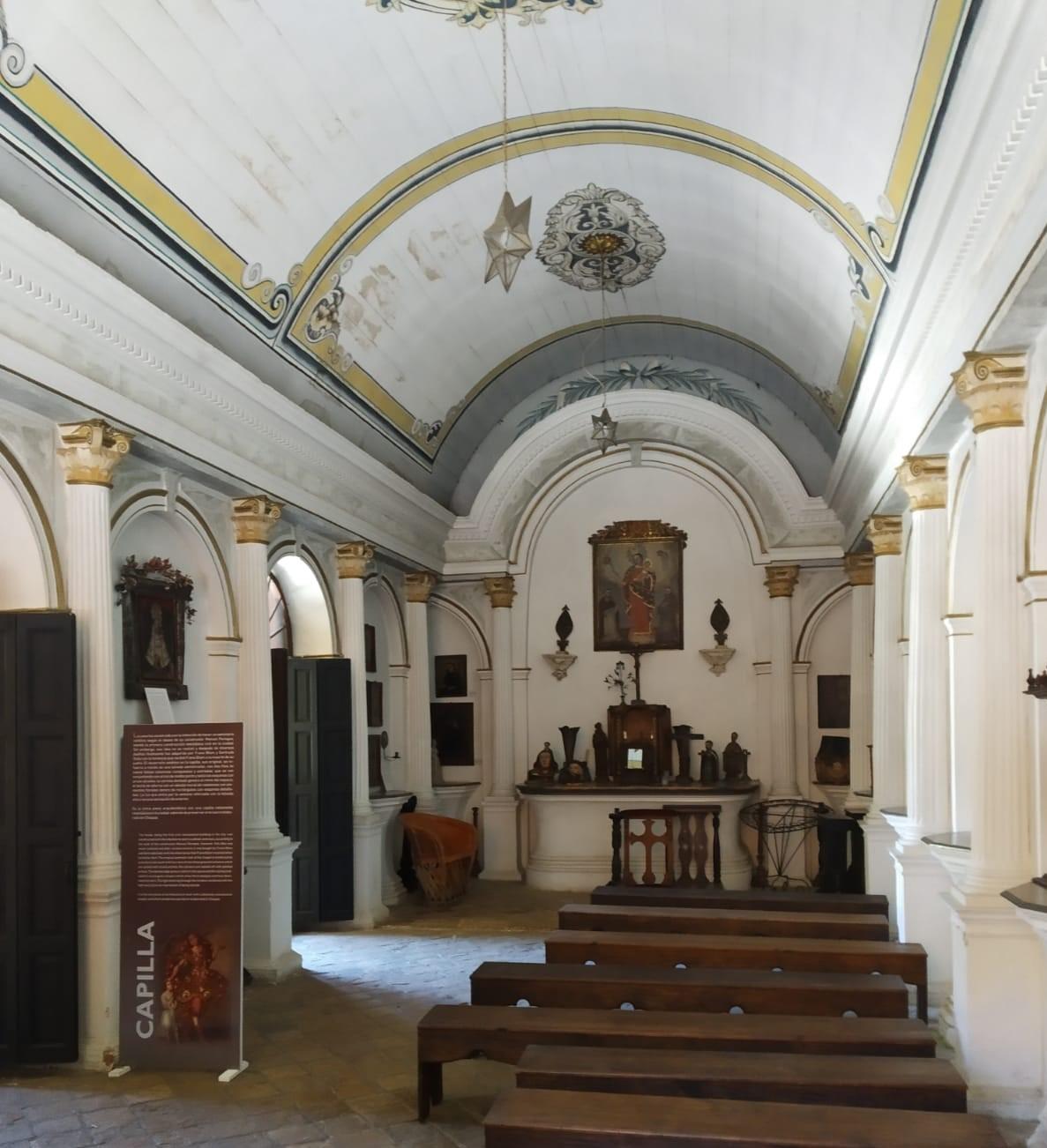 Na Bolom capilla
