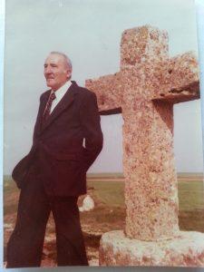 Última foto de Miguel Jiménez de Cisneros y Goicoechea
