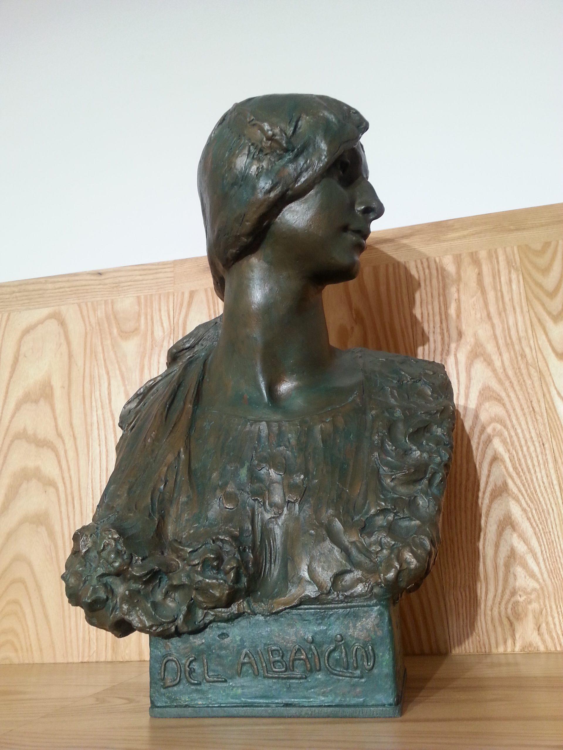 Cleo de Merode museo Benlliure