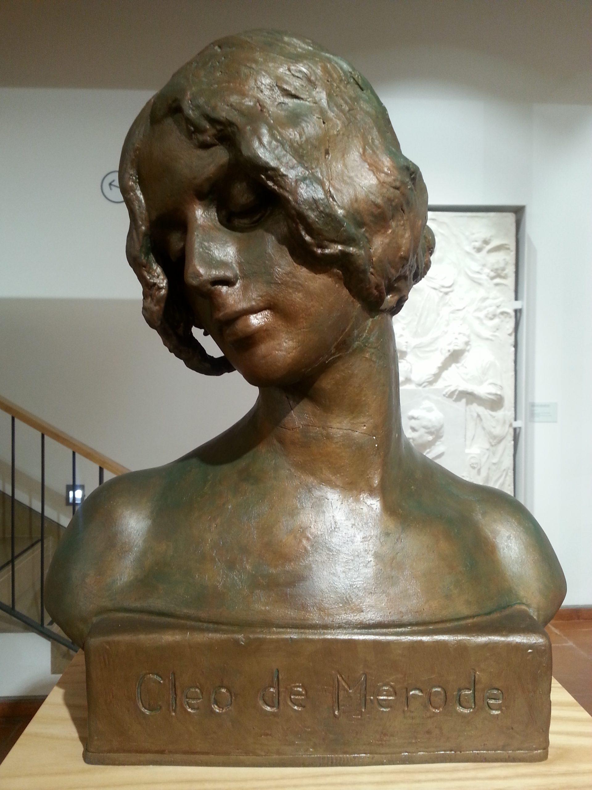 Cleo de Merode Museo Benlliure Crevillent