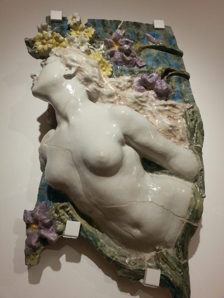 figura femenina museo benlliure crevillent