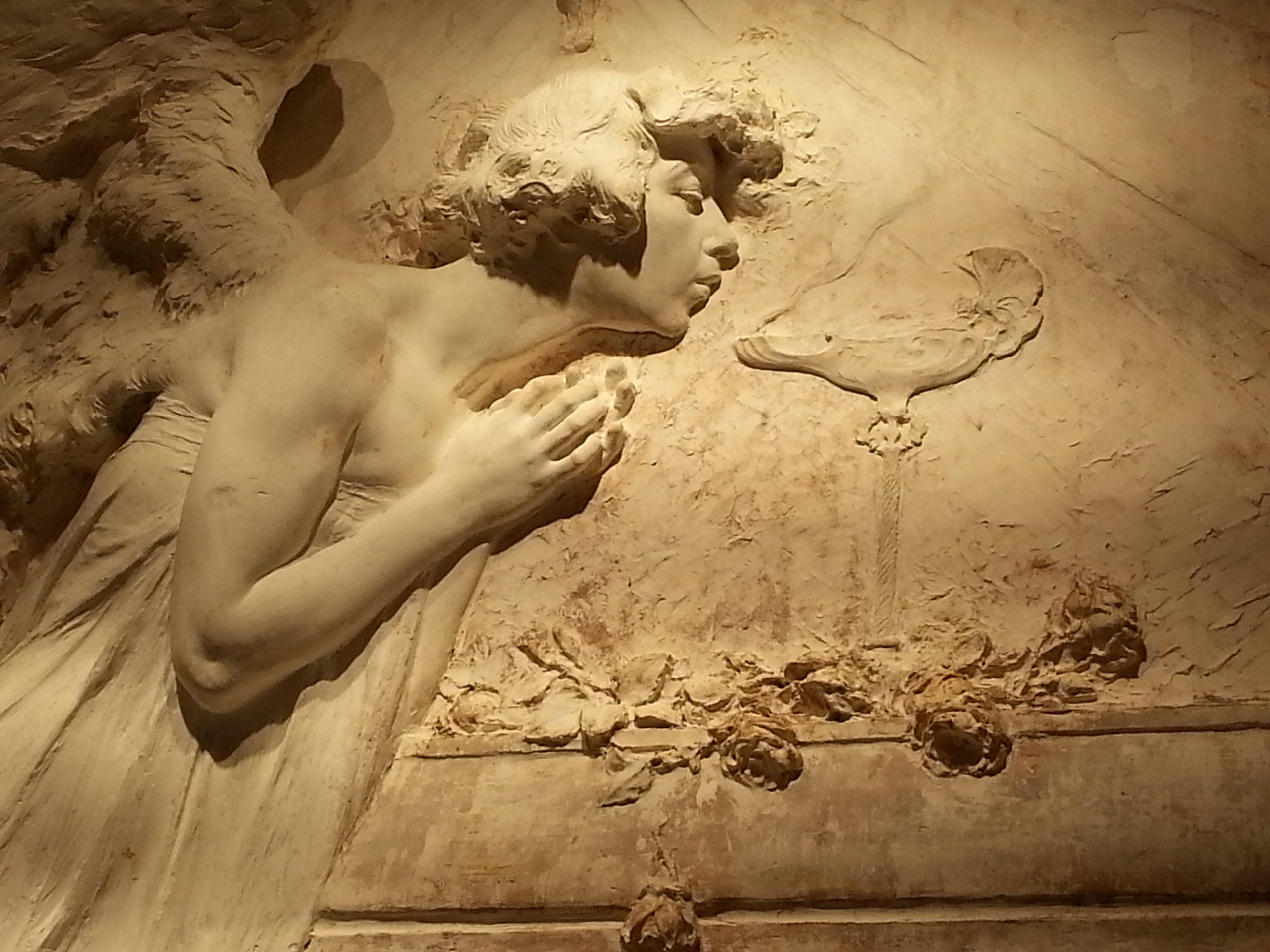 monumento funerario museo benlliure de crevillent