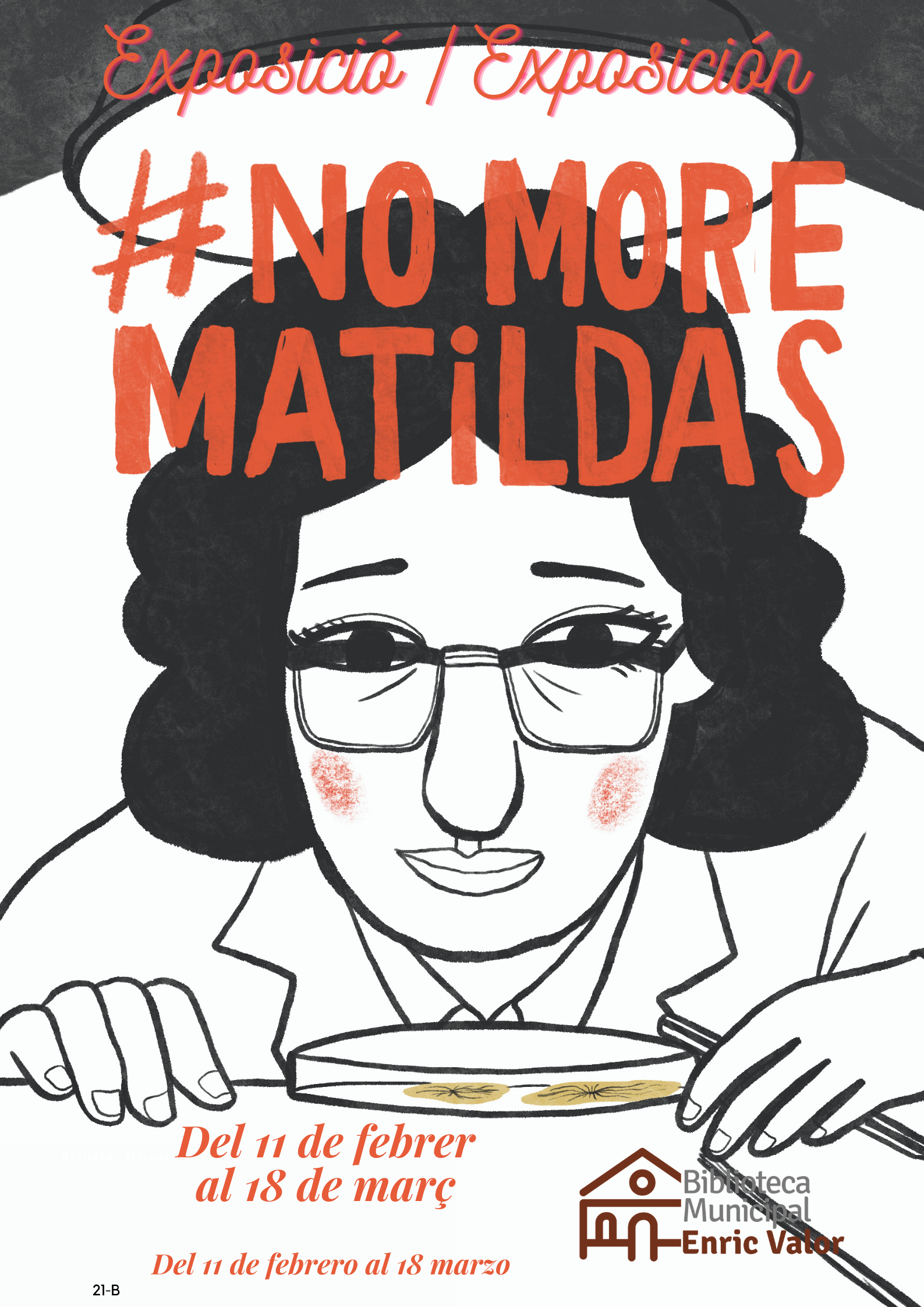 No more Matildas Crevillent 2021