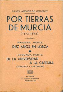 Portada por tierras de Murcia